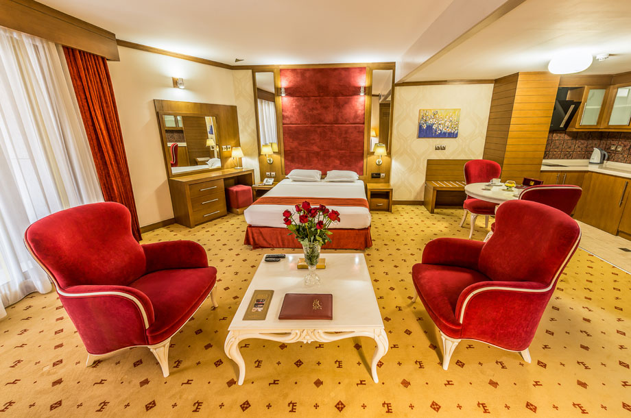 اتاق های ویژه هتل آرمان